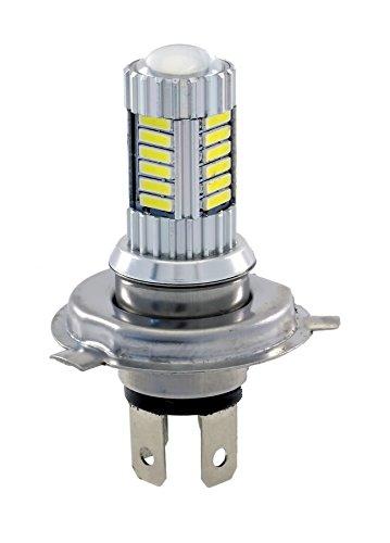 RMS LED H4 600 lm Blanc (ampoules lED)/LED Lamp H4 600 lm white (LED Lamp)