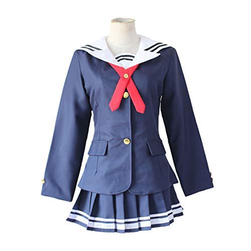 RL Japanische JK Uniform Saenai Heldin Keine Sodatekata Kasumigaoka Utaha Cosplay Kostüme Mädchen Schuluniform Outfit Anzüge,Full Set-M (Für Die Kostüme Besten Jemals Kinder)