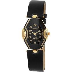 Akzent Damen-Uhren mit Polyurethan Lederband SS7301000015