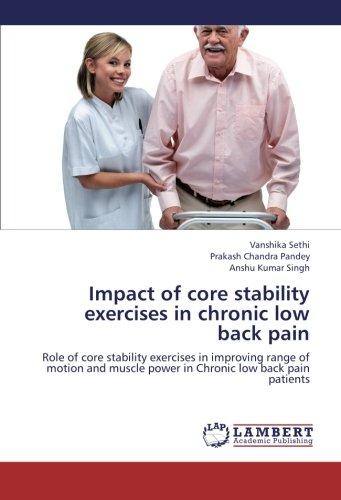 Impact of core stability exercises in chronic low back pain: Role of core stability exercises in improving range of motion and muscle power in Chronic low back pain patients por vanshika sethi