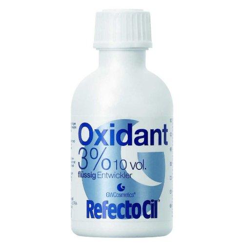 GWCosmetics RefectoCil Oxidant 3 prozent flüssig, 50 - Produkte Haare Färben