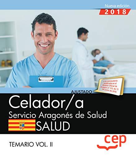 Celador/a del Servicio Aragonés de Salud. SALUD. Temario. Vol. II: 2