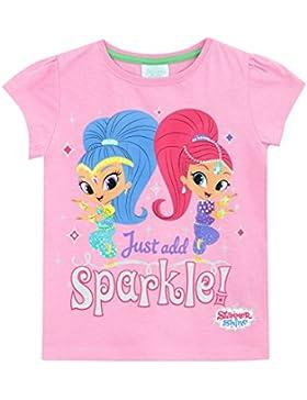Shimmer & Shine - Camiseta para niñas - Shimmer y Shiner