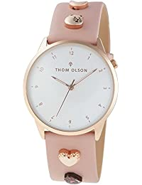 98140790126c Thom Olson CBTO023 Reloj de Pulsera para Mujer