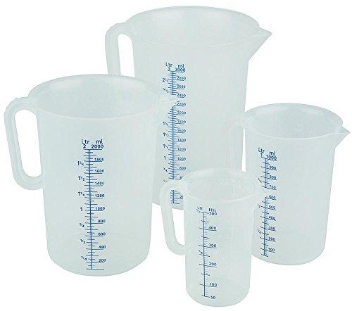 Assheuer & Pott ASS30049 Messbecher, 3 Liter