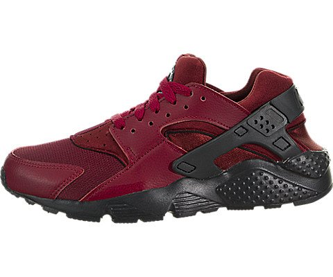 Nike Huarache Run GS noble red anthracite 654275 603 pointure 36