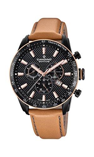 Candino Herren-Armbanduhr C4683/1