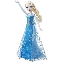 Disney Girls - Frozen Elsa canta y brilla (Hasbro B6173EU4)