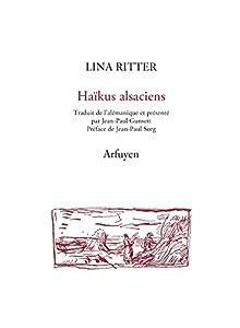 vignette de 'Haïkus alsaciens (Lina Ritter)'