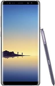 Samsung Galaxy Note 8 (Orchid Grey, 6GB RAM, 64GB Storage) with Offers