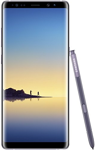 Samsung Galaxy Note 8 (Orchid Grey, 6GB RAM, 64GB Storage)
