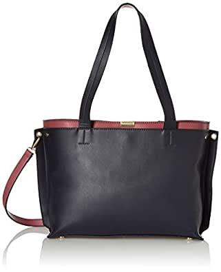 Van Heusen Women's Satchel (Navy)