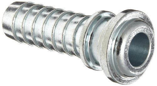 Boss Ground Joint (Dixon Boss GB11 Plated Steel Hose Fitting, GJ Boss Ground Joint Seal Stem, 1 NPT Female by Dixon Valve & Coupling)