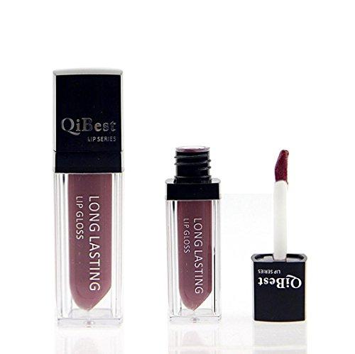 Susenstone Imperméable à l'eau Mate Liquide Rouge à Lèvres Longue Durée Lip Gloss Qibest Rouge à Lèvres, PP22