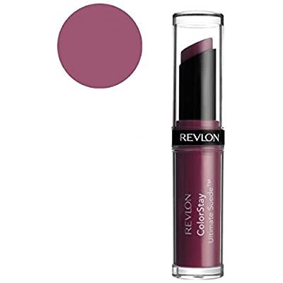 Revlon Colorstay Ultimate Suede Lipstick, 2.55 g, Number 003, Ready To Wear