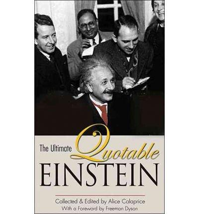 (The Ultimate Quotable Einstein) By Einstein, Albert (Author) Hardcover on 11-Oct-2010
