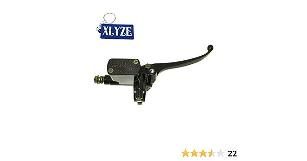 Xlyze Bremsbeläge Vorne Rechts Zylinder Lehrer Für Gy6 50 Cc 125 Cc 150 Cc 250 Cc Scooter Moped Atv Quad Auto