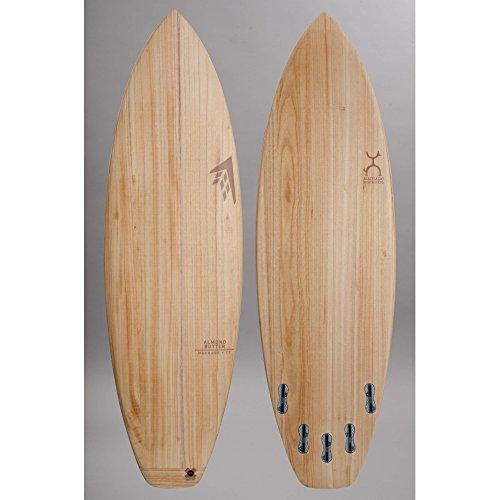 descriptionimaginée por el Surfer profesional y gran letrada de océano Rob Machado, la Almond Butter de casa FireWire es una tabla joueuse que le proporcionará su dosis de diversión.Es suficientemente versátil para ir navegar en las pequeñas olas tan...