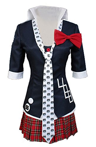 Junko Kostüm Enoshima - Danganronpa Junko Enoshima Cosplay Kostüm