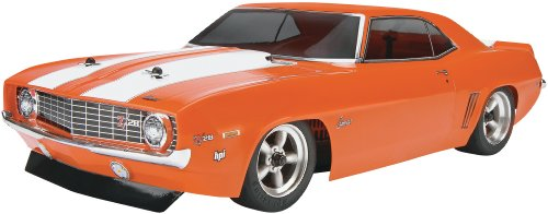 2 Sprint Sport Rtr (LRP Electronic 106133 - Sprint 2 Sport RTR 1969 Chevrolet Camaro)