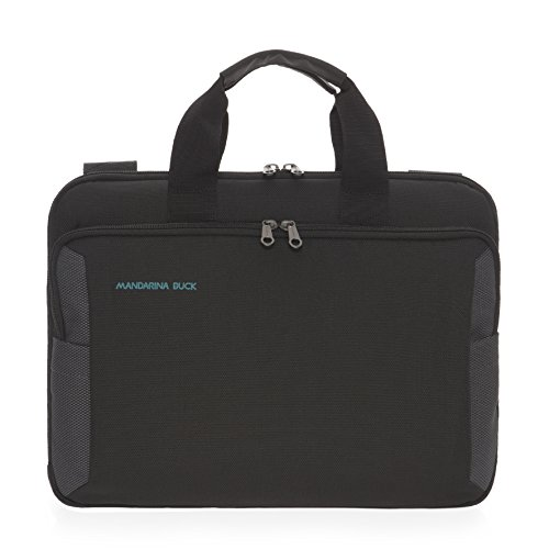 MANDARINA DUCK Cartella Workbag CLOUD Ifc01 Black