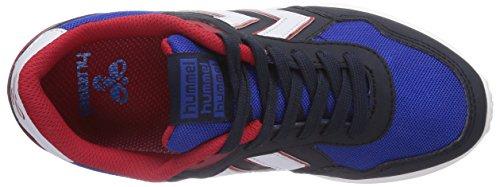 Hummel Hummel Zerozero Lo, Chaussures de Fitness Adulte Mixte Bleu - Bleu (Dress 7459)