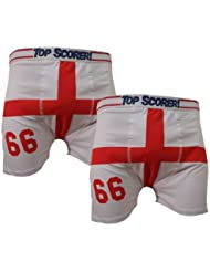 **Bon Marche** 2 Boxeurs pour Homme England '66