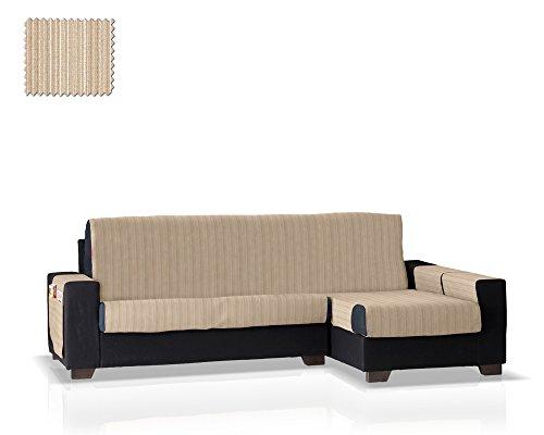 Jm textil salvadivano per chaise longue rino, bracciolo destro, dimensione standard (243 cm.), colore 01 (vari colori disponibili)