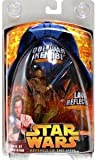 Obi-Wan Kenobi Lava Reflection Duel at Mustafar - Star Wars Revenge of the Sith Collection 2005 von Hasbro
