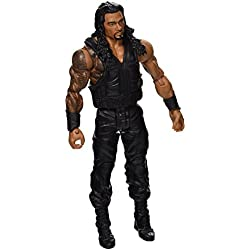 ROMAN REIGNS - WWE SERIES 49 MATTEL TOY WRESTLING ACTION FIGURE
