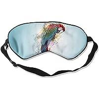 Parrot Art Painting Sleep Eyes Masks - Comfortable Sleeping Mask Eye Cover For Travelling Night Noon Nap Mediation... preisvergleich bei billige-tabletten.eu