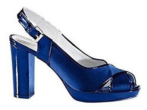 Le Sandalo Scarpe Per Blu Donne Haupteingang qA8w8