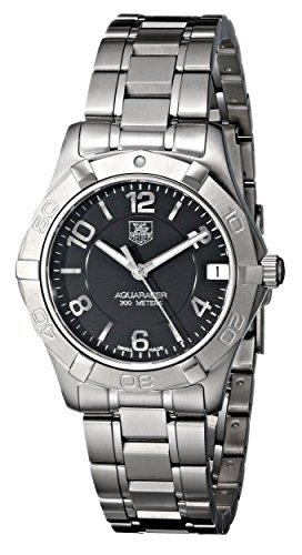 TAG Heuer WAF1310.BA0817 - Orologio da polso, acciaio inox, colore: grigio