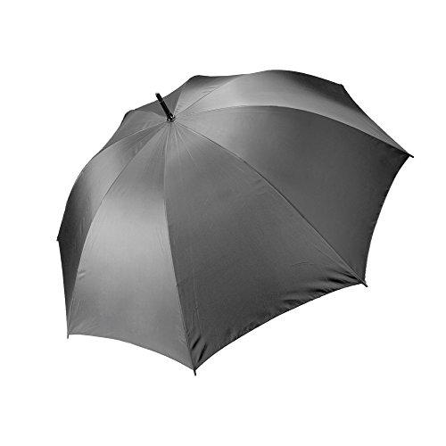 Kimood Storm Golf Regenschirm manuell (Einheitsgröße) (Schiefer Grau) (Schiefer Spitze)