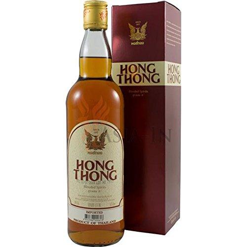 Hong Thong Thai Whisky 35% VOL, 0,7l (Thong Schöne)