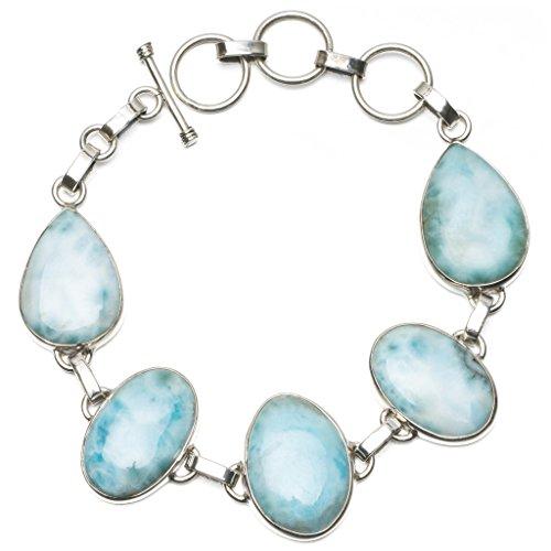 stargems-tm-naturale-dei-caraibi-larimar-braccialetto-in-argento-sterling-925-6-3-4-8-