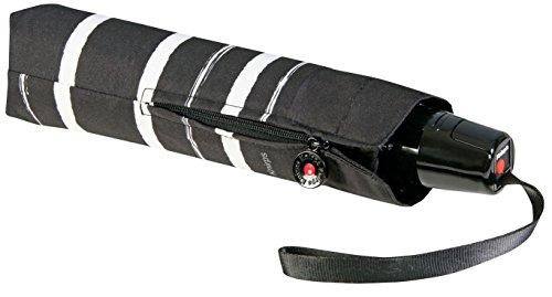 knirps-fiber-t2-duomatic-stripe-art-black