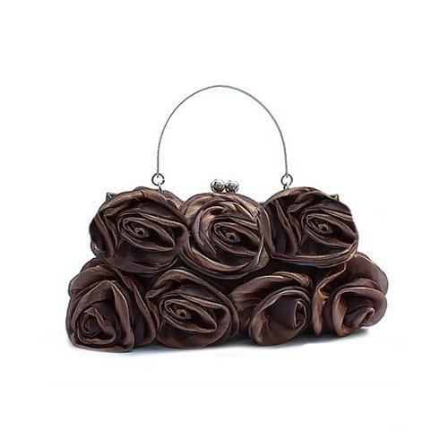 H:oter Blume-Form Abschlussball & Party-Abend Handtasche, Handtasche, Geschenkideen - Farben verschiedenen, Preis / Stück Blau