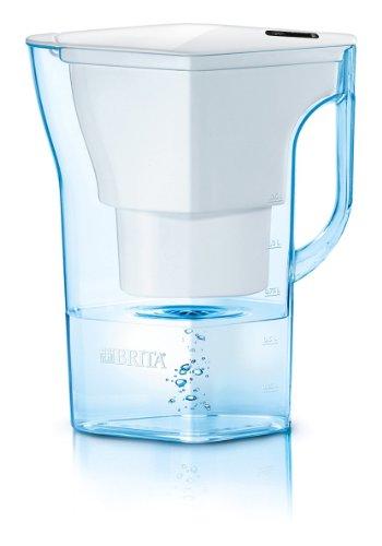 Brita Wasserfilter Navelia Cool Memo, weiß