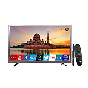 Daiwa d32c5scr 80 cm premium smart hd ready led amazon electronics daiwa d32c5scr 80 cm 32 premium smart hd ready led television with air mouse fandeluxe Choice Image