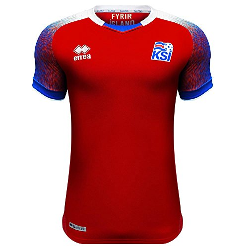 Errea 2018-2019 Iceland Third Football Shirt