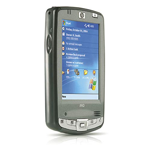 HP New Boxed iPAQ Pocket PC HX2415 Win Mobile 2003 520 MHz (FA299A#ABA) -