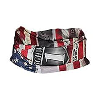 CMJ American Highway Face Mask Biker Balaclava Bandana Neck Tube UK SELLER