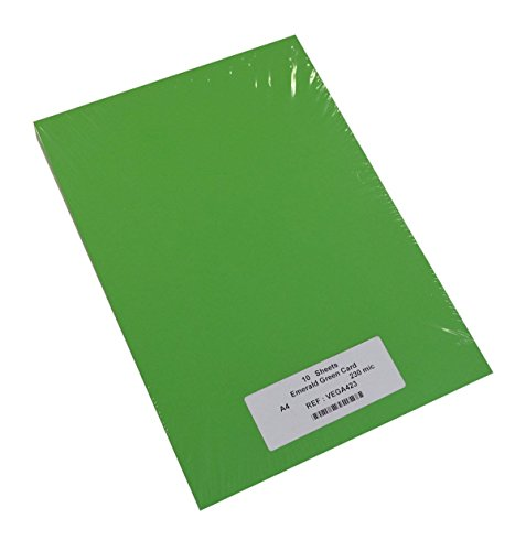 green-230-micron-card-a4-210mm-x-297mm-pack-of-10