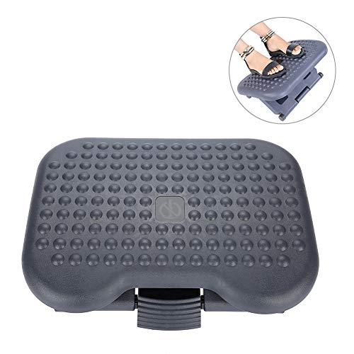 verstellbar Büro Pedal Kinder Schritt Hocker Schwangere Frauen Fuß Massage Trittbrett tragbar Ergonomie