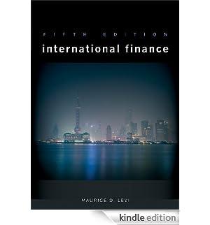International Finance 5th Edition [Edizione Kindle]