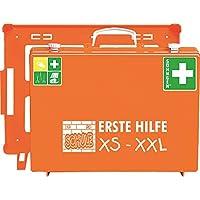 Erste-Hilfe-Koffer Schule XS-XXL mit Wandhalterung preisvergleich bei billige-tabletten.eu