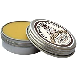 Mr Bear Family Moustache Wax (20ml/0.67oz) - Woodland Scent - Shipped from United Kingdom by Mr Bear Family by Mr Bear Family