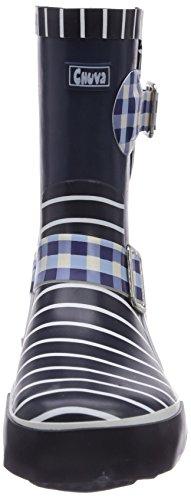 Chuva  Kindergummistiefel Chuva Anniek, bottes mixte enfant Bleu - blau(blau)