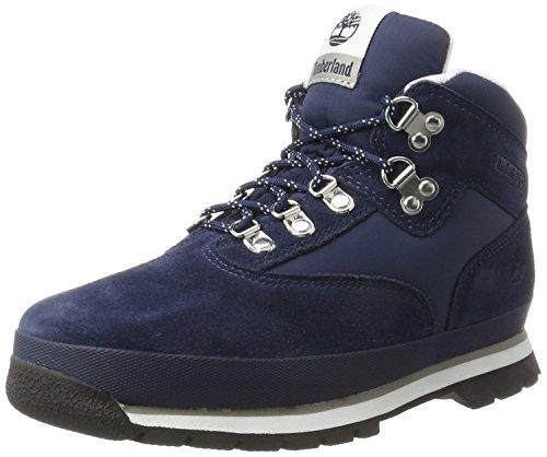 Timberland Jungen Euro Hiker Chukka Boots, Blau (Black Iris), 39 EU